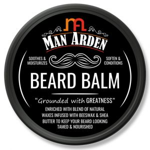 Man Arden Beard Balm (50gm)